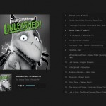 Frankenweenie: An Electrifying Book - Music