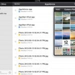 Google Drive version 1.1 (iPad 2) - Image or Video Upload