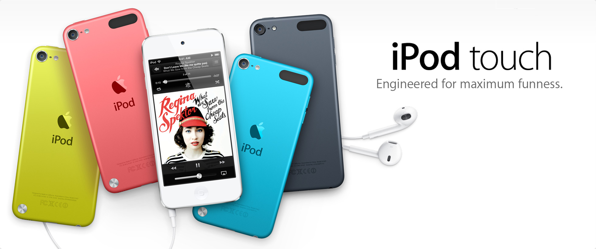 The iPod touch