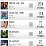 iTV Shows 2 version 2.1.1 (iPhone 5) - To Watch