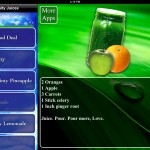JuiceIt HD (iPad 2) - Fruity Juices