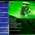 JuiceIt HD (iPad 2) - Green Juices