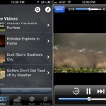 The Weather Channel Max version 5.1 (iPhone 4) - Video
