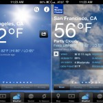 The Weather Channel Max version 5.1 (iPhone 4) - Current Weather