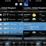 The Weather Channel Max version 5.1 (iPhone 4) - Forecast
