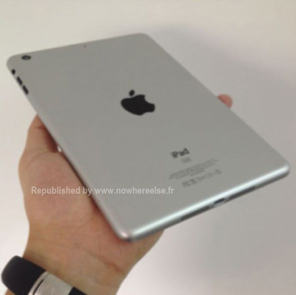 The iPad Mini?