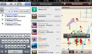 Where To? version 5.2 (iPhone 5) - Last Mile Navigation