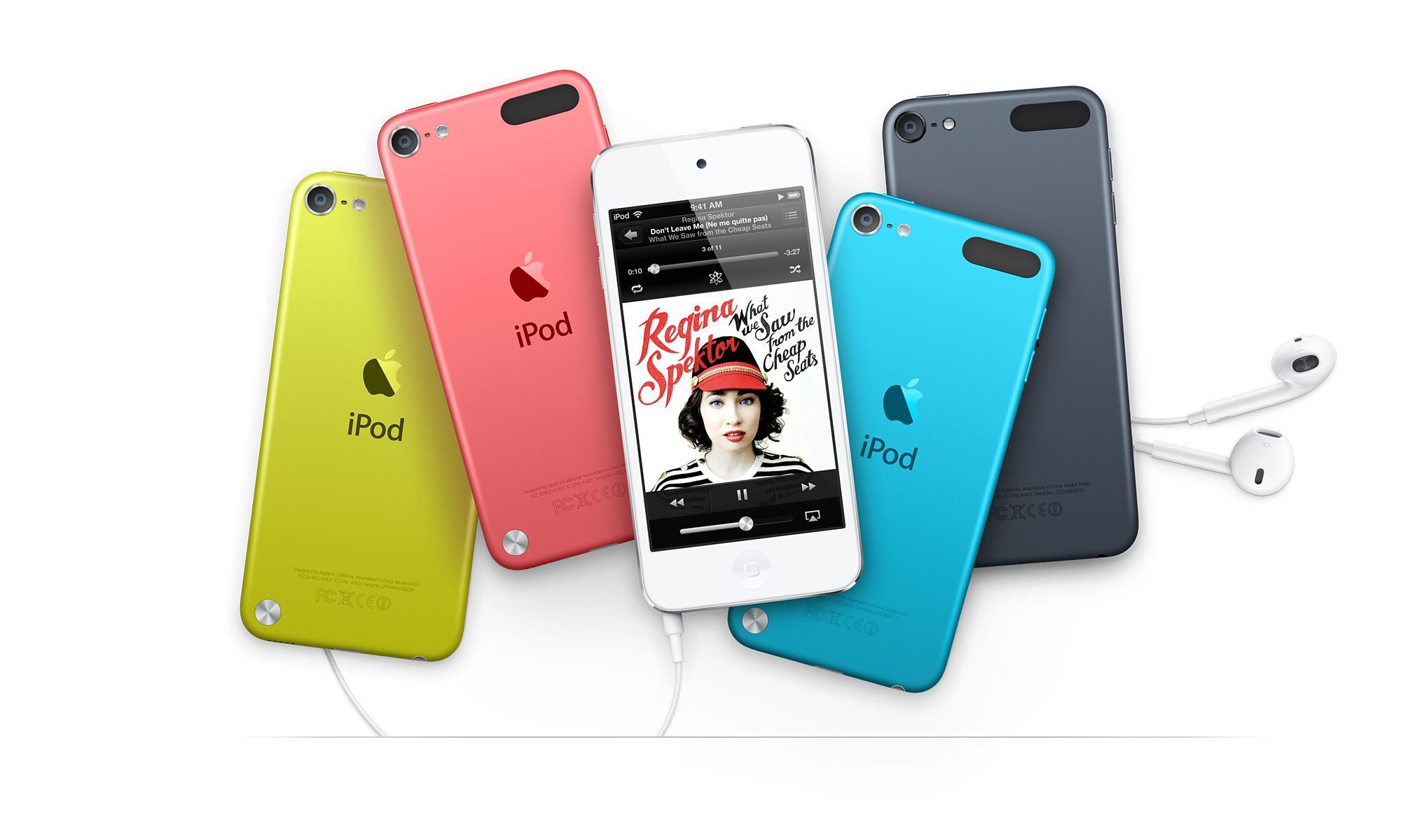 Fifth-generation iPod touch