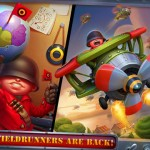 Fieldrunners 2 for iPad 1