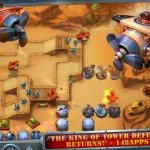 Fieldrunners 2 for iPad 5