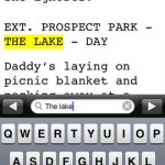 Final Draft Reader for iPhone 5