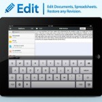 GoDocs for Google Docs for iPad 3