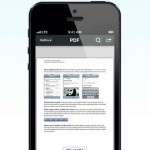 GoDocs for Google Docs for iPhone 2