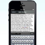 GoDocs for Google Docs for iPhone 3