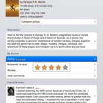 Goodreads for iPad 3