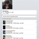 Goodreads for iPad 5