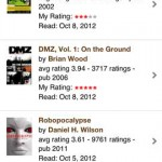 Goodreads for iPhone 3