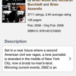 Goodreads for iPhone 4