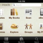 Goodreads for iPhone 5