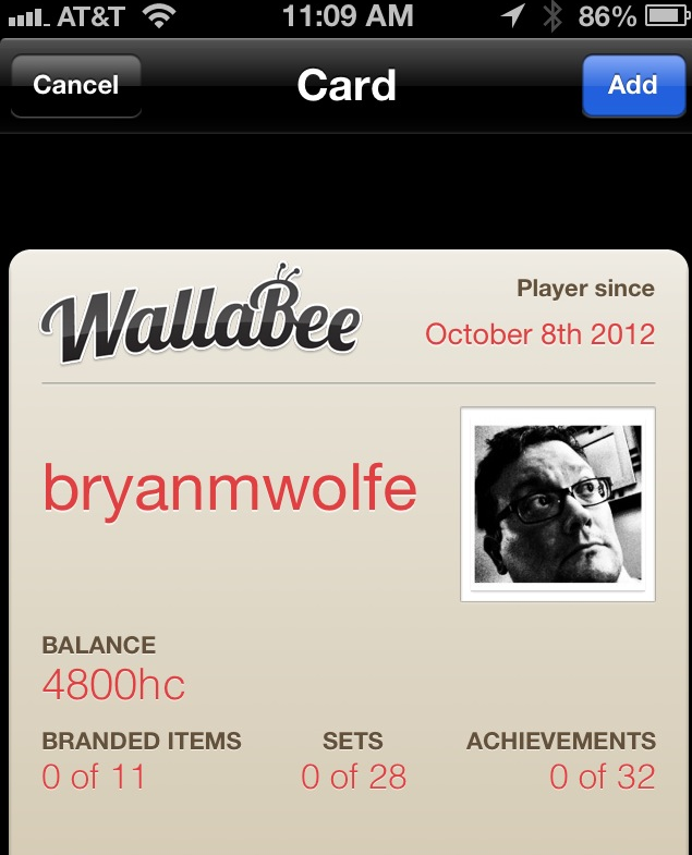 WallaBee Passbook