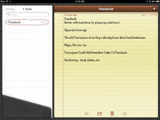 iOS Notes