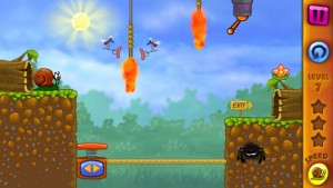 Snail Bob by Chillingo Ltd screenshot