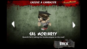 Zombie Rollers by Chillingo Ltd screenshot