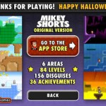 Mikey Shorts Halloween for iPhone 5