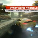 Need for Speed Most Wanted for iPad 1