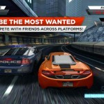Need for Speed Most Wanted for iPad 2