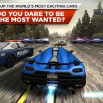 Need for Speed Most Wanted for iPad 4
