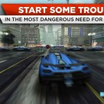 Need for Speed Most Wanted for iPhone 1