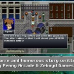 Penny Arcade's On The Rain-Slick Precipice of Darkness 3 for iPhone 3