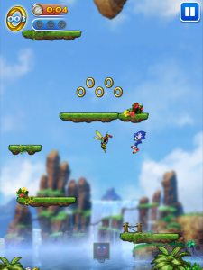Sonic Jump™ by SEGA screenshot