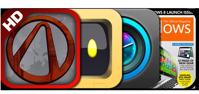 Today's Best Apps: Steve Arcade, Borderlands Legends HD, Timelapse Studio Pro And More