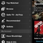 Qello for iPhone 2