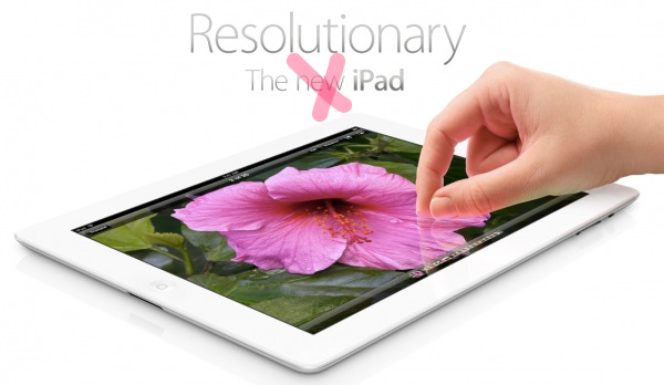 The iPad 3