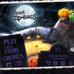 Shoot the Zombirds for iPad 1