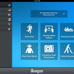 Songza for iPad 1