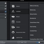 Songza for iPad 4