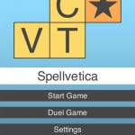 Spellvetica for iPad 1
