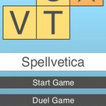 Spellvetica for iPhone 1
