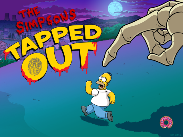 THE SIMPSONS TAPPED OUT HACK 2013 [ANDROID][IOS]
