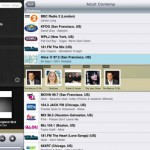 TuneIn Radio for iPad 4