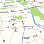 Waze for iPad 1