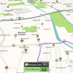 Waze for iPad 3