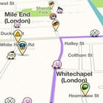 Waze for iPhone 1