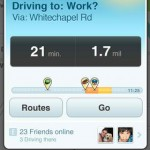 Waze for iPhone 2