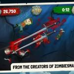 Zombie Swipeout HD 1