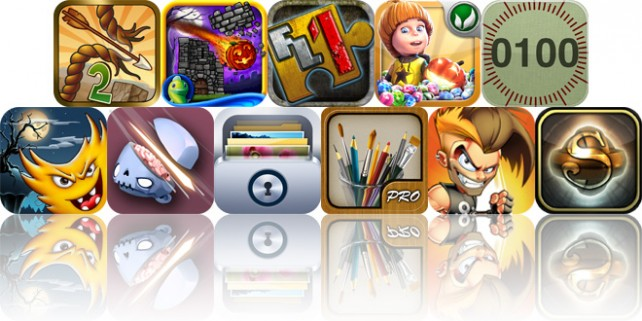 Todays Apps Gone Free: Gibbets 2, Toppling Towers: Halloween, Forever Lost: Episode 1 And More